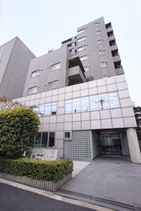 河合製薬東京本社
