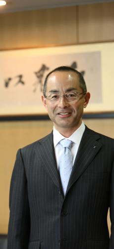 取締役社長 河合 昭彦